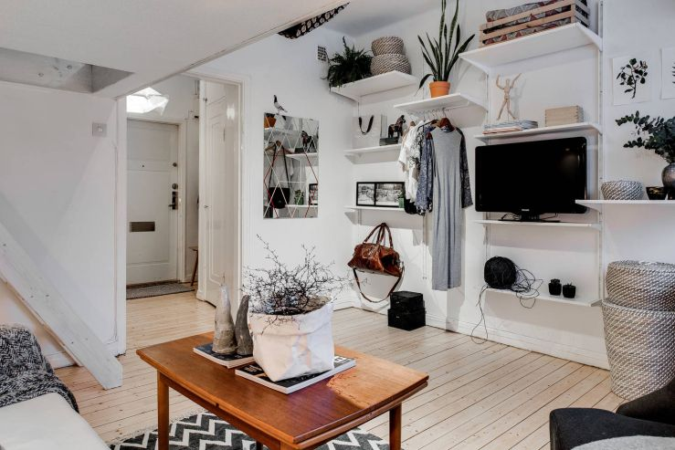 Inspiratieboost compact wonen met een hoogslaper hanging beds