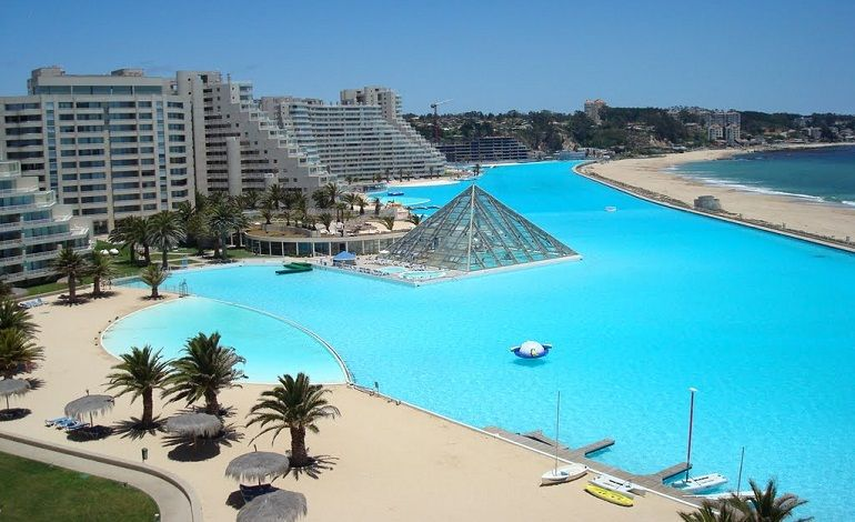 Chile Hotel With Largest Pool 2018 World 39 S Best Hotels