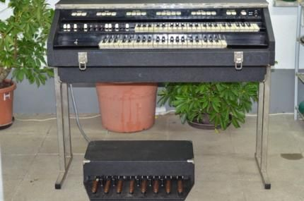 Hammond M101 Transportabel (Bertram Umbau