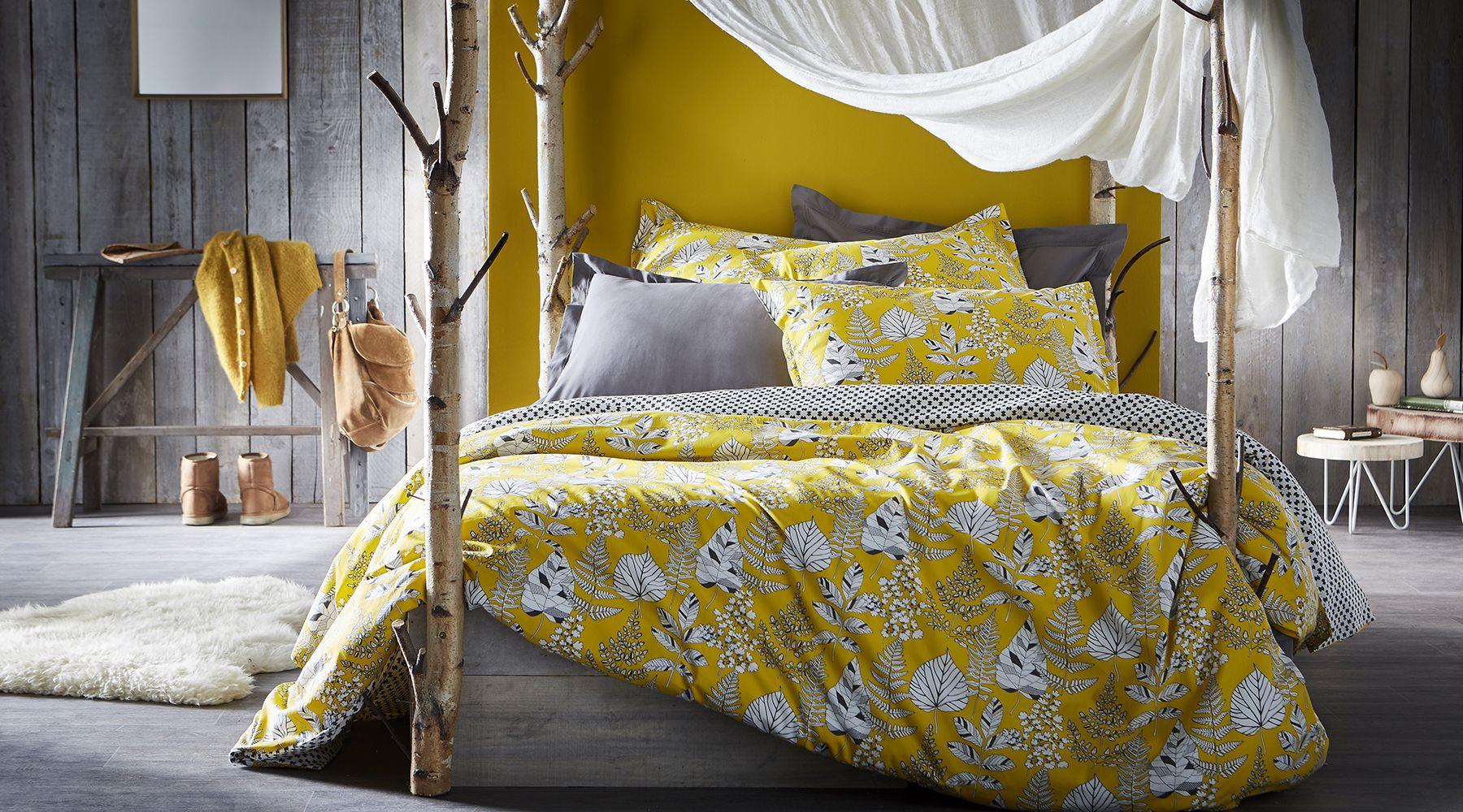tendance chambre coucher into the woods zodio boh me chambre la chambre pinterest. Black Bedroom Furniture Sets. Home Design Ideas