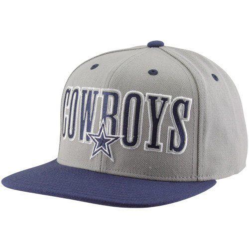 561746829d2 NFL Reebok Dallas Cowboys Navy Blue Kickflip Snapback Hat