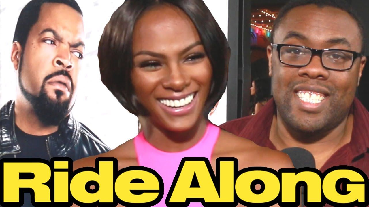 RIDE ALONG RED CARPET with Black Nerd! Plus How to WIN A ...