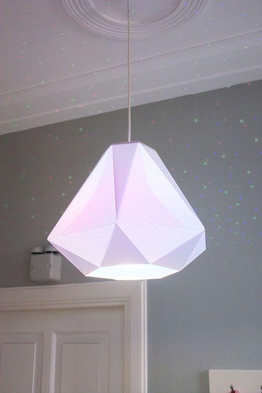 Diamond light Dennis Parren, CMYK shadow