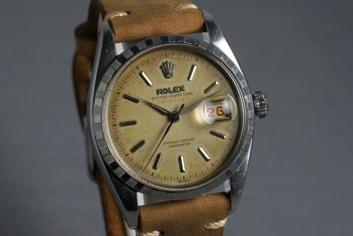 1956 Rolex Datejust With Images