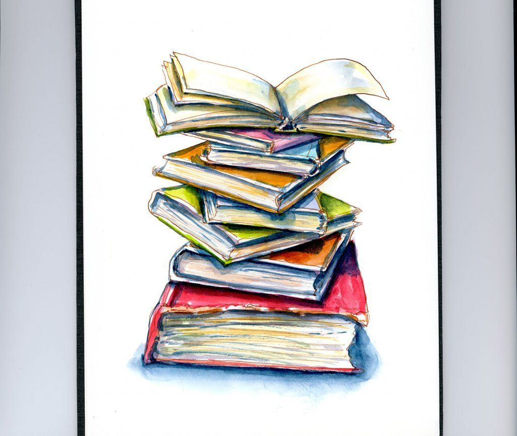 Choosing The Right Story Book Art Watercolor Books Book Drawing