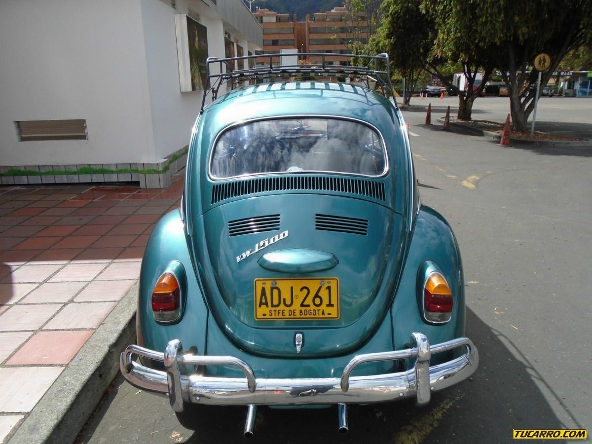Volkswagen Escarabajo Escarabajo 1500cc - Año 1961 - 21000 km - TuCarro.com…