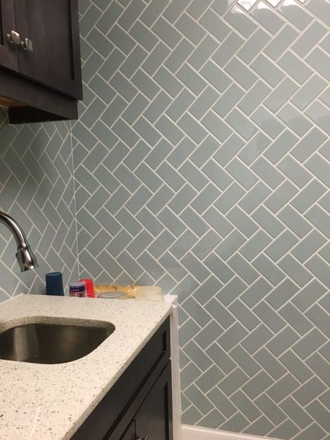 Subway Tile Daltile Rittenhouse Square 0148 Spa 3x6