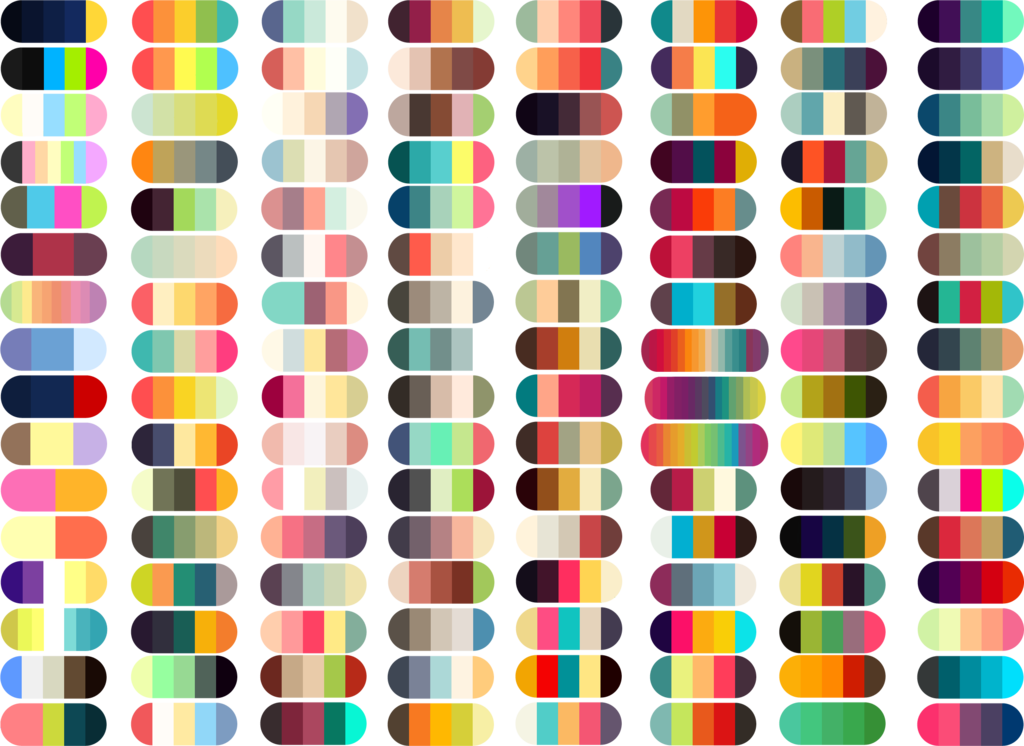 Character Design Colour Palette : Pallet masterpost by otakumutt color and