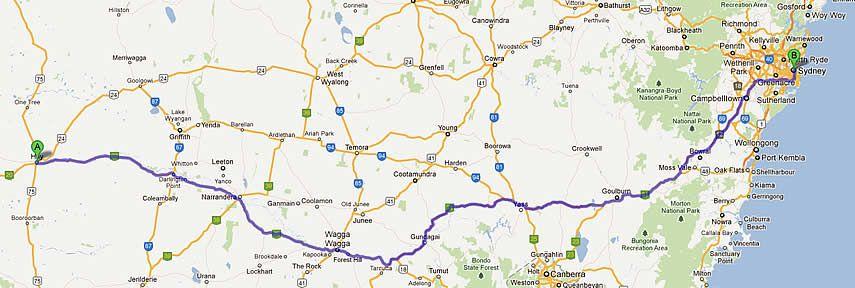 mildura to wagga road maps nsw Australian Road Trips Pinterest