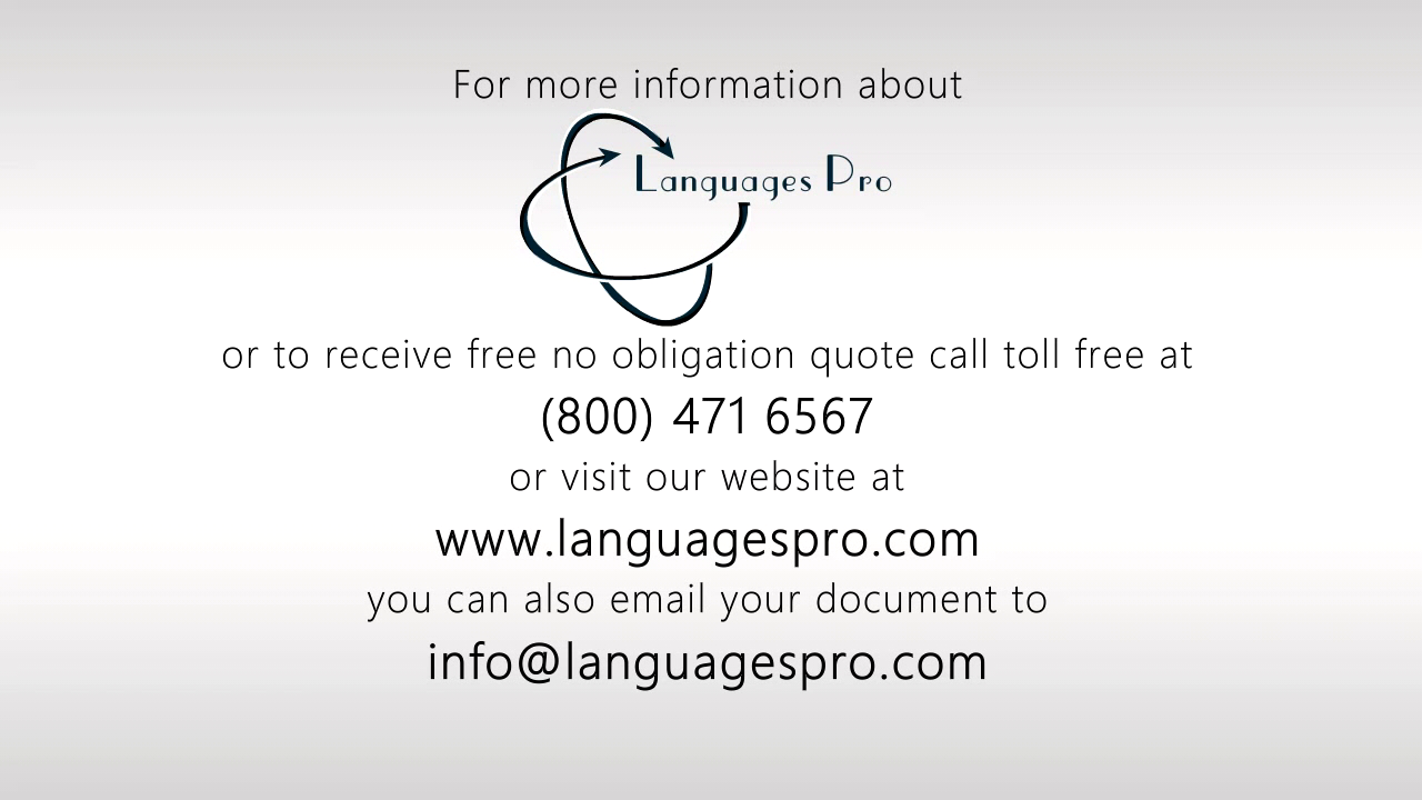Are you looking for Mulitlanguage translation Services? http://www.languagespro.com/translationservices.html
