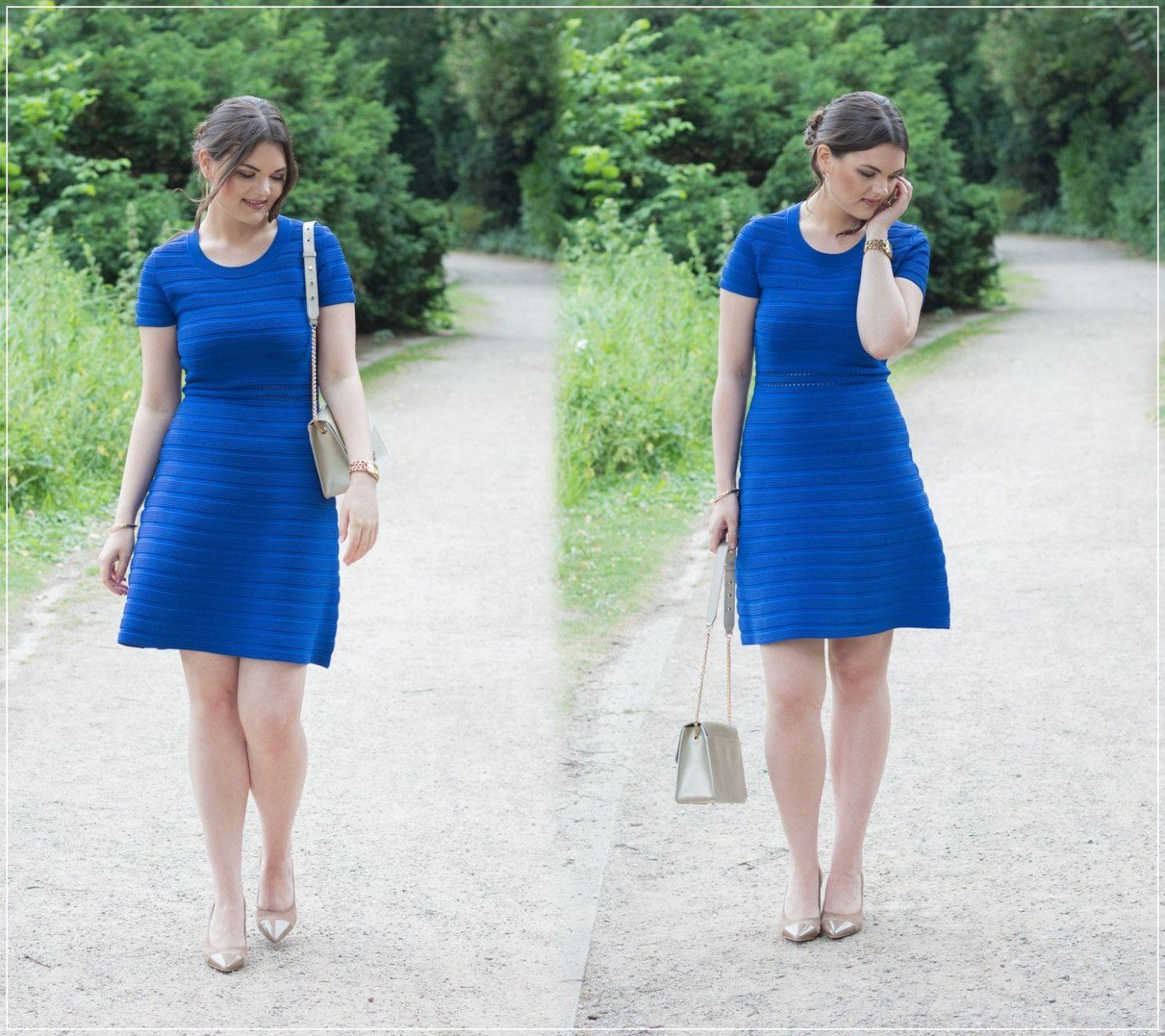 18 Blaues Kleid Für Hochzeit in 18  Blaues kleid, Dunkelblaues