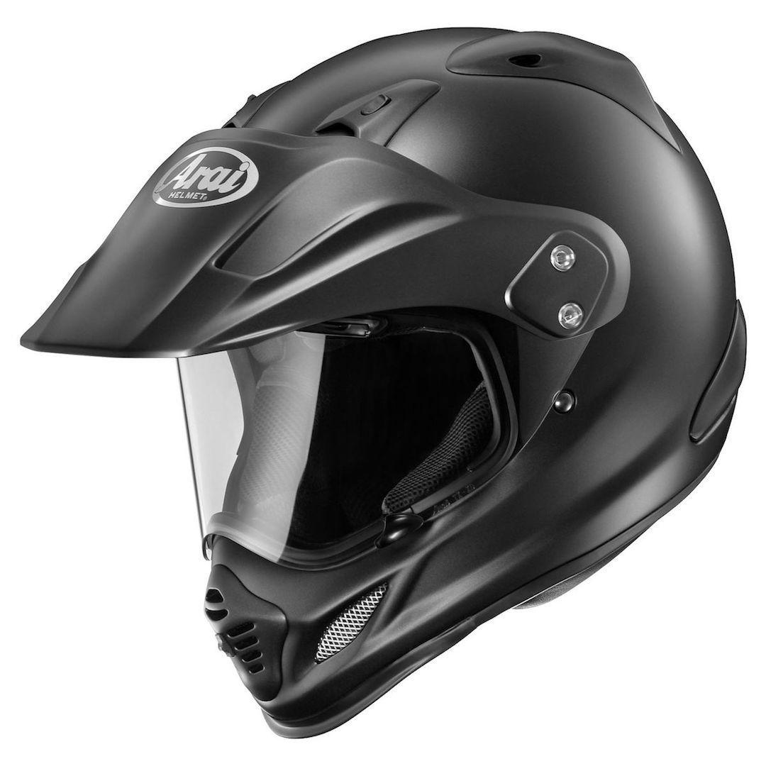 Arai Xd4 Helmet Matte Black In 2021 Motorcycle Helmets Arai Helmets Cool Motorcycle Helmets