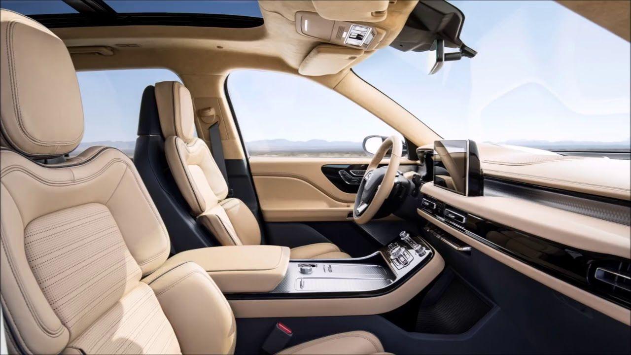 2019 Lincoln Aviator Interior Exterior Lincoln Aviator New