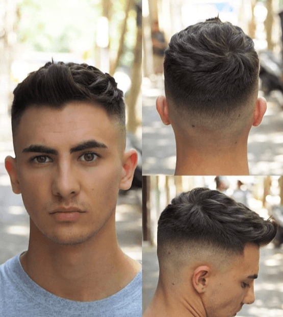 21 Most Popular Swag Hairstyles for Men to Try thi