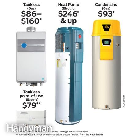 Choosing A New Water Heater Hybrid Water Heaters Water Heater Heat Pump Water Heater