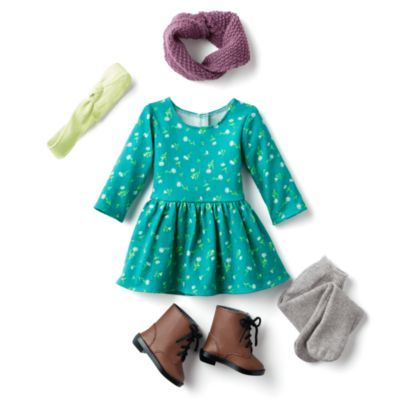 Blaire's Casual Outfit for 18-inch Dolls #18inchdollsandclothes
