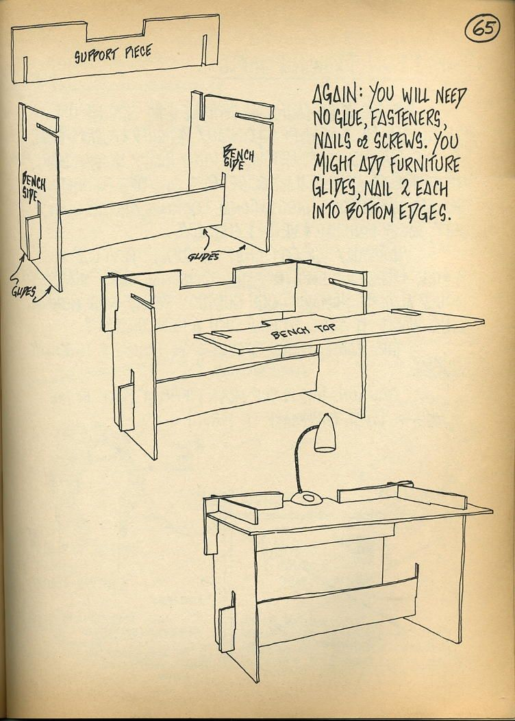Plywood furniture plans pdf blueprints download and how to build