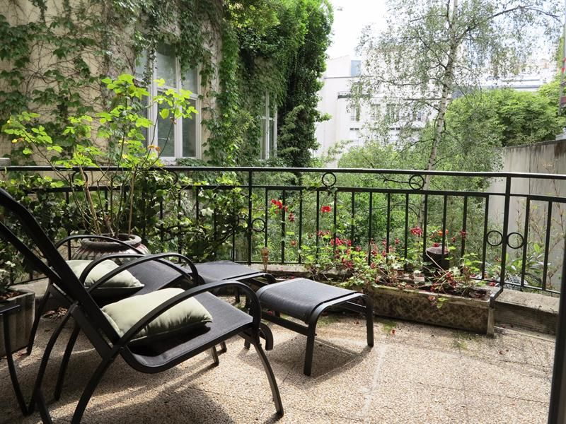 Vente De Prestige Appartement Terrasse Paris 16