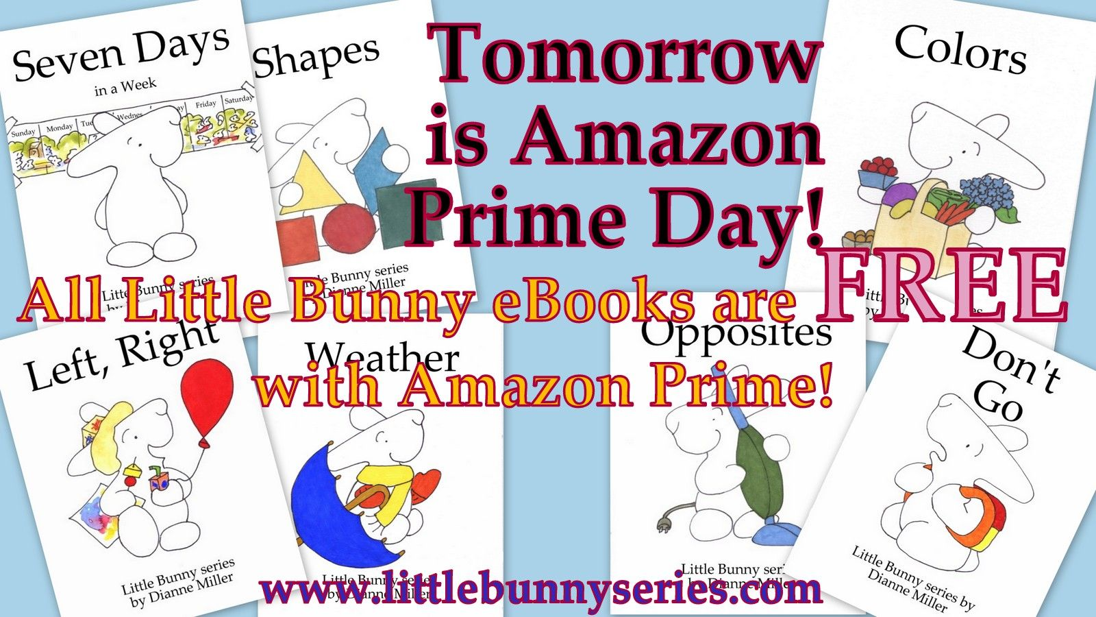 Ebooks And Free Printables At Ttlebunnyseries