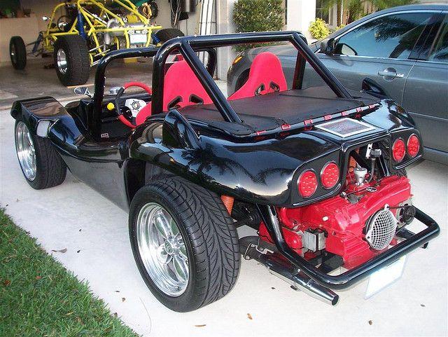 Porsche Ed Manx Dune Buggy