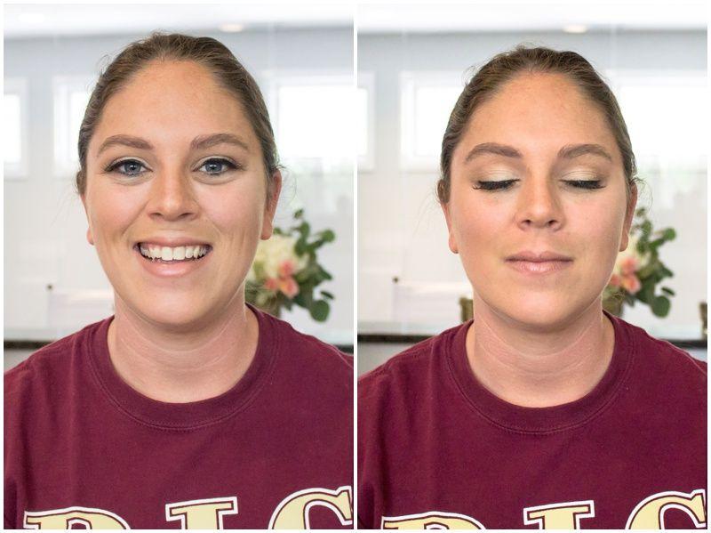 Natural, simple makeup! #powerstationevents #eleganteventssalon #simple #sweet #elegant #makeup