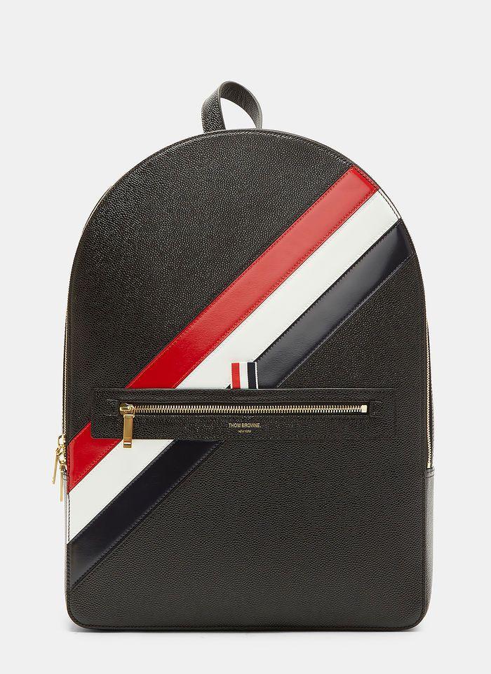 3ae1ea2c9 Diagonal Striped Pebble Grained Backpack | Bags women - Сумки ...