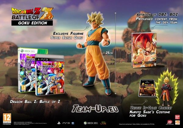 Dragon Ball Z Battle of Z: Goku Edition