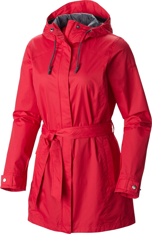 00309850945 Columbia Women s Pardon My Trench Rain Jacket