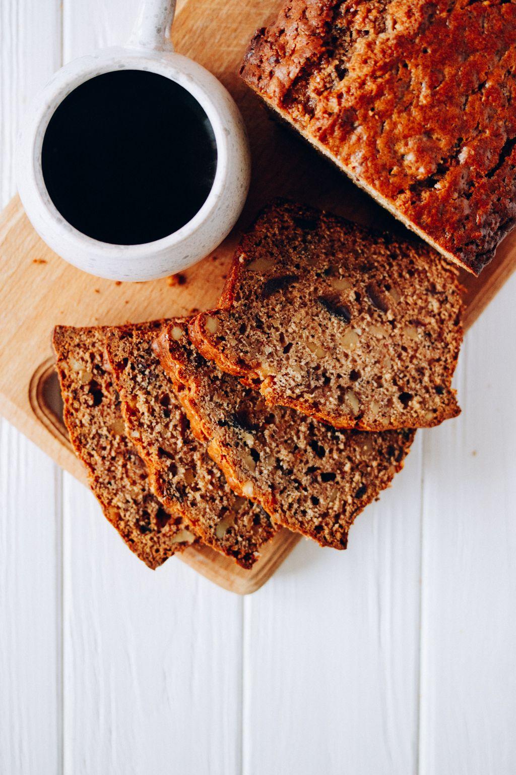 ... whole wheat date loaf ...