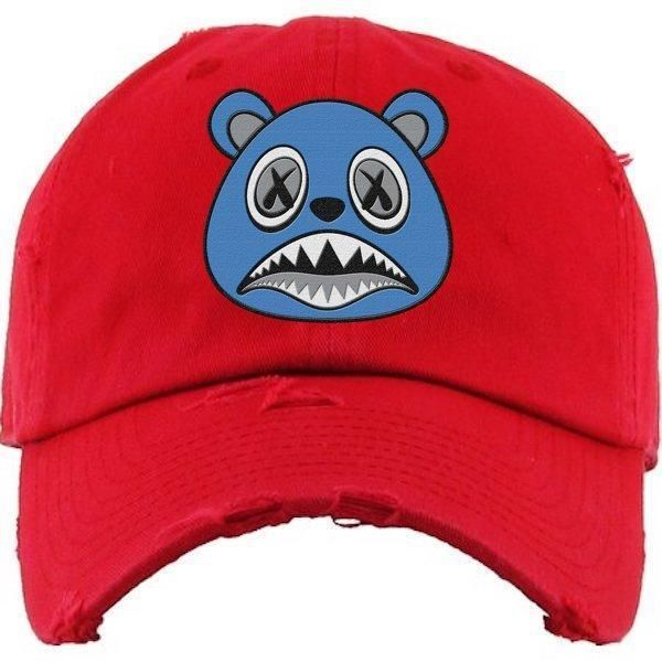 7bffa319d2 UNC BAWS Red Dad Hat | Products | Dad hats, Hats, Shirts
