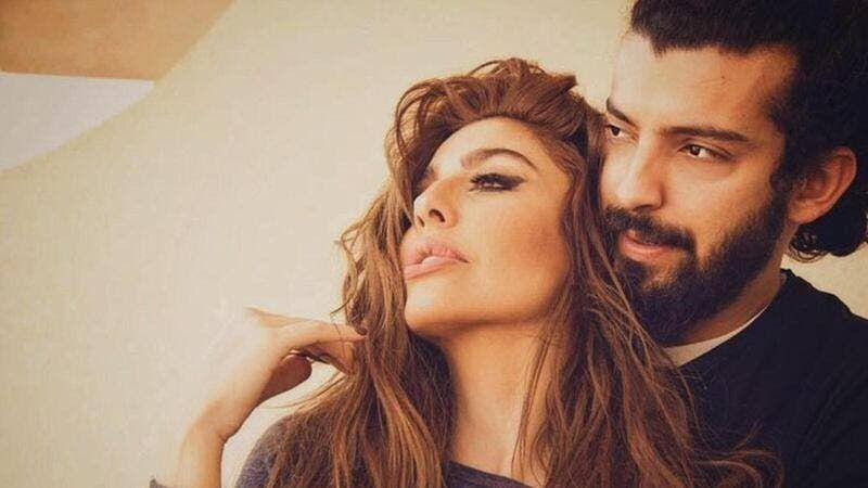 ليلى إسكندر تعود لزوجها بعد الطلاق والجمهور يصدم بالتغير الواضح في شكله Couple Photos Scenes Photo
