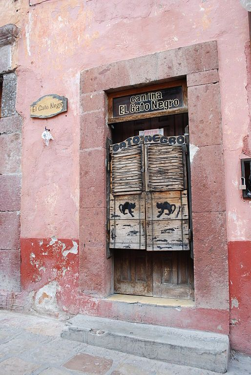 GatoNegro-San Miguel de Allende