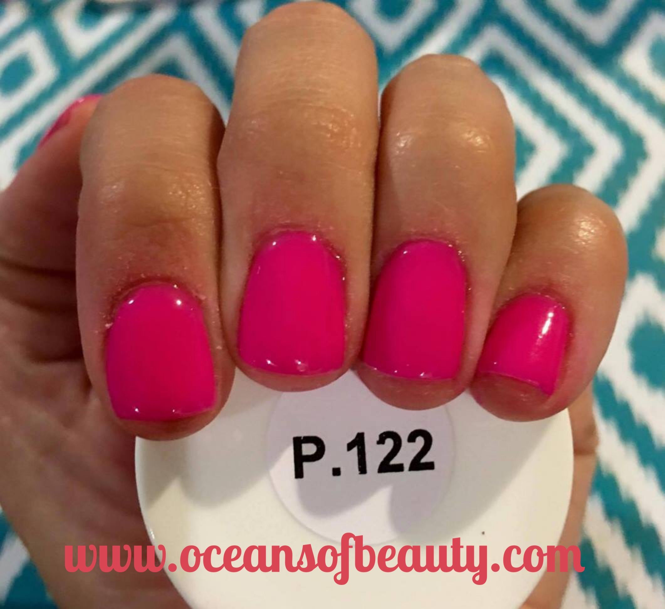 P.122 EZdip Gel Powder. DIY EZ Dip. No lamps needed, lasts 2-3 weeks ...