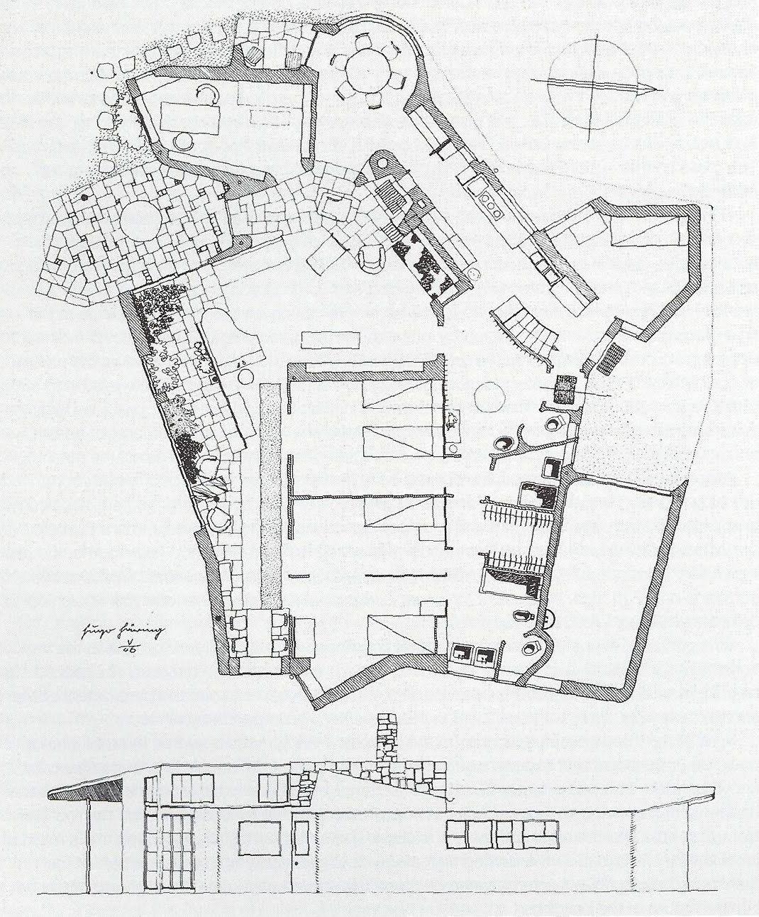 Unbuilt House
