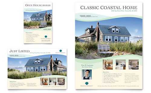 17 Best images about REAL ESTATE FLYERS on Pinterest   Real estate ...