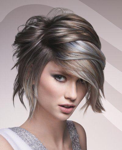 Blonde Haare Hipper Kurzhaarschnitte Kurzhaarfrisuren Frisuren Dunnes Haar Und Frisuren