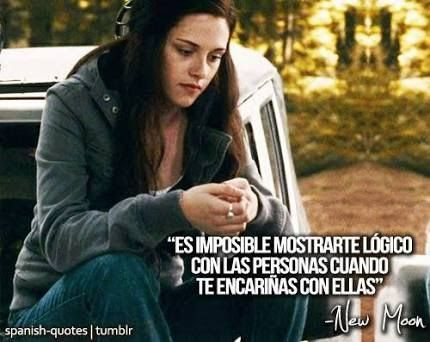 Pin De Twilight Saga En Bella Swan Cullen Frases De