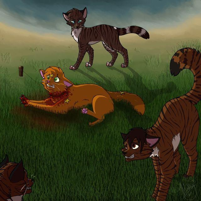 Warrior Cats Villain Oc Ideas