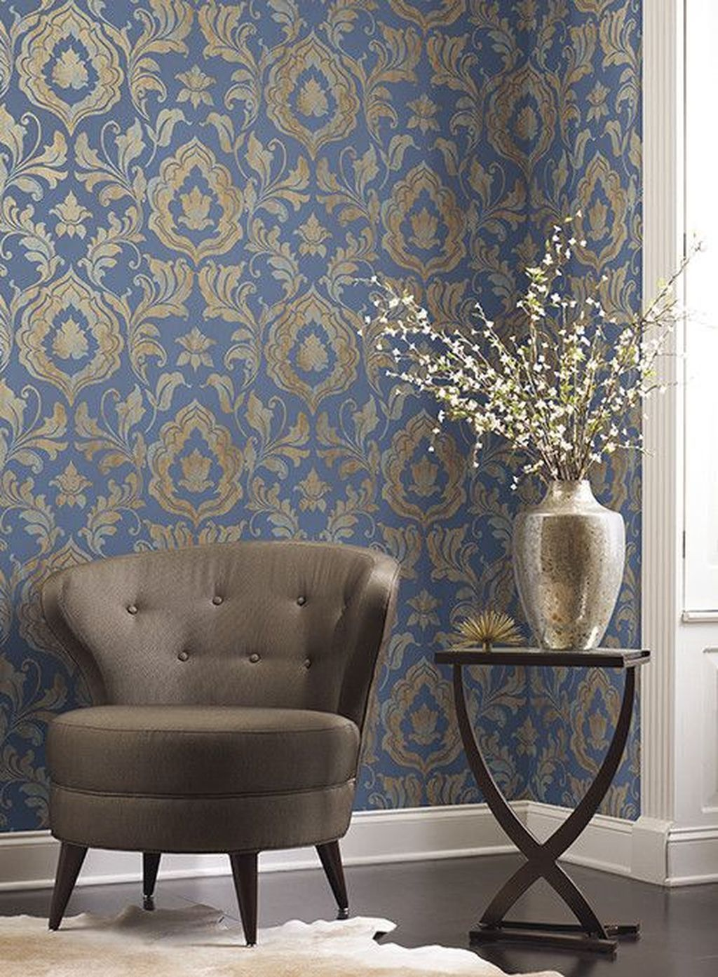 37 inspiring wall wallpaper design ideas to decorate your home