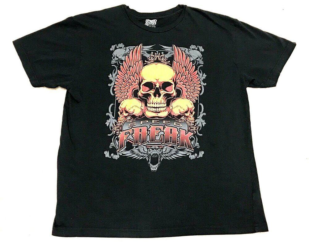 Live Speed t-shirt