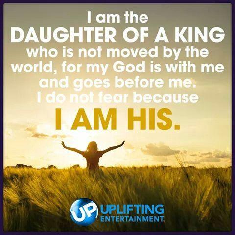 #God's child