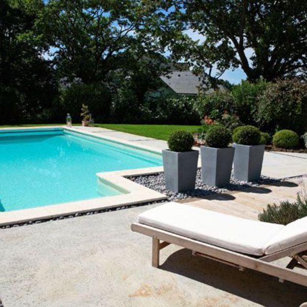 Turbo Abord piscine bois et autres matériaux : photos d inspiration   Le  ZZ01
