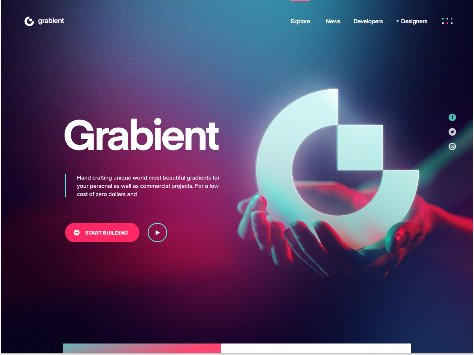 Weekly Inspiration For Designers 180 Ux Design Trends Web Design Trends Web Design