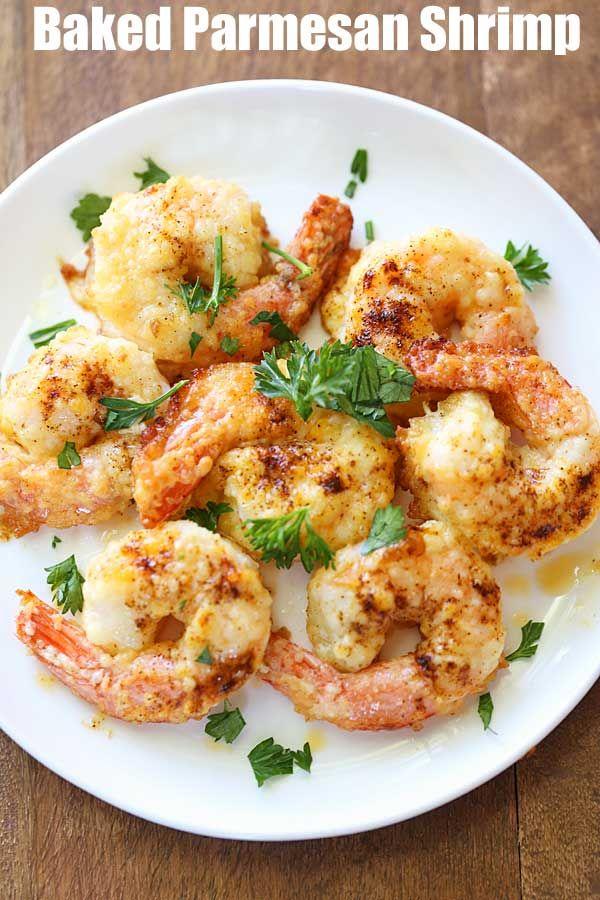 Baked Parmesan Shrimp images