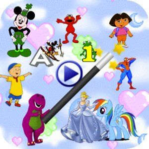 kids cartoon videos learning with cartoons free app - Kids Cartoons Free