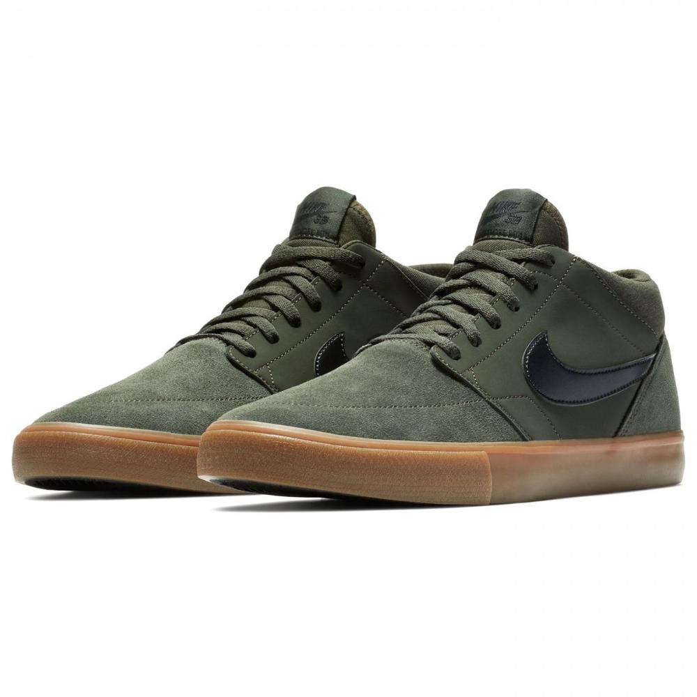 Nike SB Portmore Mid Mens Skate Shoes
