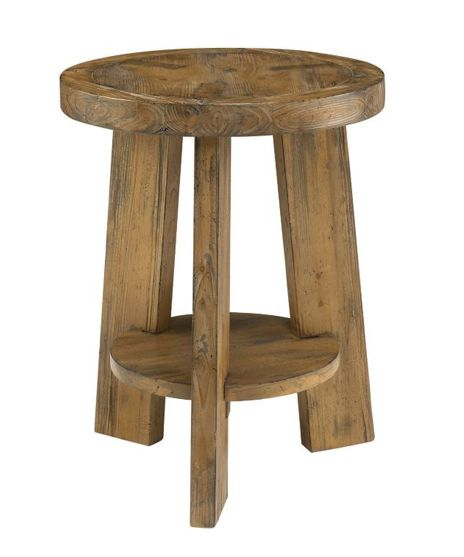 Well Crafted Comfort Living Room Accent Tables Round