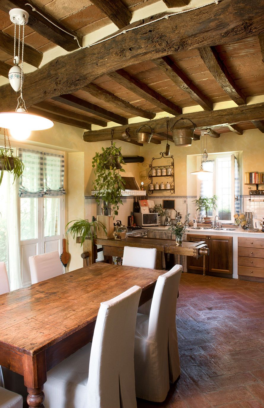 Arredamento Rustico Casa case | design rustico da cucina, arredamento rustico moderno