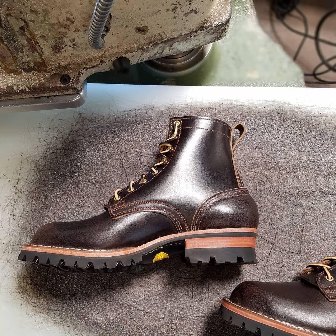 "Nicks Handmade Boots on Instagram: ""We"