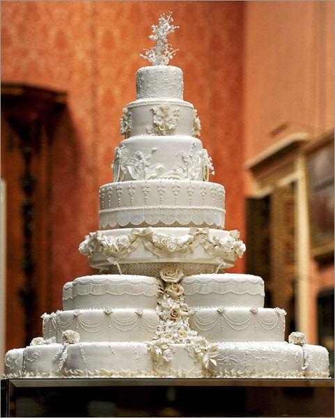 British Royal Wedding Cake 2011
